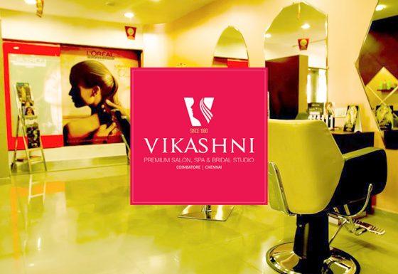 Vikashni Bridal Studio