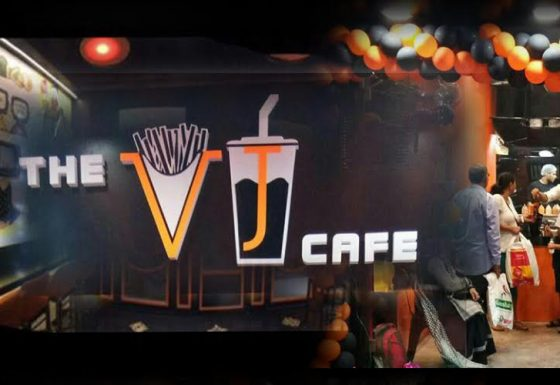 THE VJ CAFE