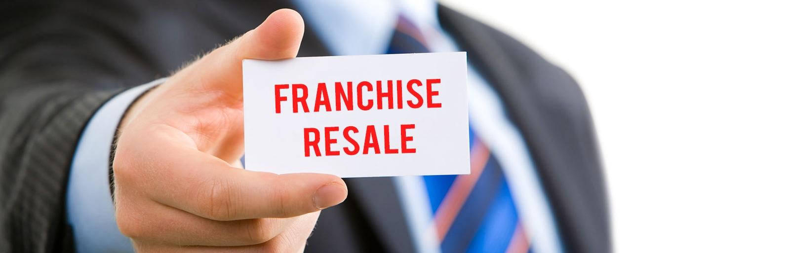 franchise-resale